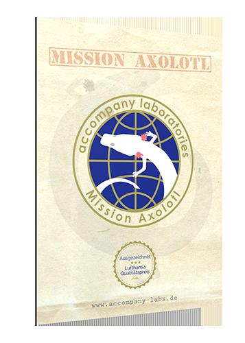 Teamevent Axolotl Broschüre